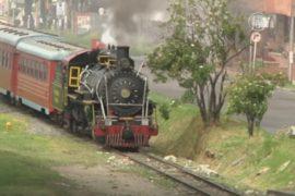 Колумбийцы хотят возродить железные дороги