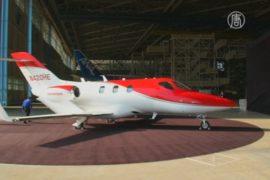 Honda представила свой первый деловой самолёт