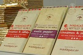 Африканцы распробовали шоколад