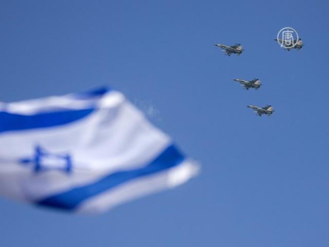 Израиль отметил 67-й День Независимости
