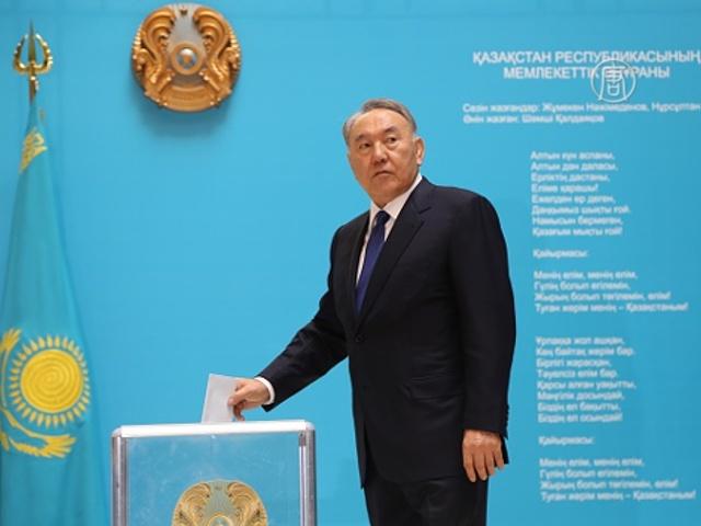 Президент Казахстана победил на досрочных выборах