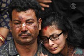 Непал: число жертв землетрясения превысило 3200