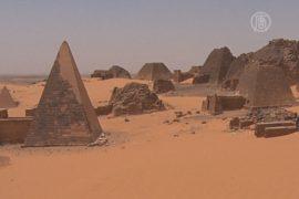 В Судане – больше пирамид, чем в Египте
