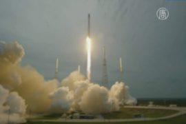 Первый спутник Туркменистана отправили на орбиту
