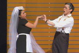 «Свадьбу Фигаро» поставили в Большом театре