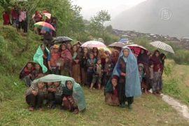 Горные районы Непала по-прежнему ждут помощи