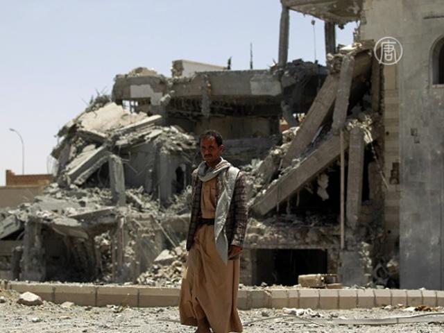 Бои в Йемене: в Адене не хватает еды и топлива