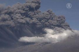Вулкан Кальбуко: третье извержение за 8 дней