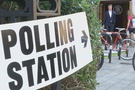 Великобритания: проходят непредсказуемые выборы