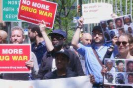 ООН призывают отменить казнь за наркотики