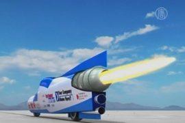 Британский супербайк поборется за рекорд скорости