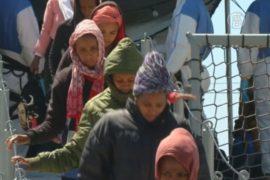 ЕС хочет уничтожать суда нелегальных перевозчиков