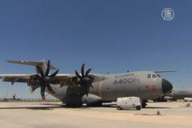 Airbus грозят потери после крушения в Испании