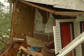 В Техасе устраняют последствия торнадо