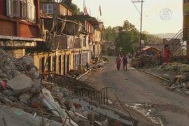 Новое землетрясение в Непале: более 40 жертв