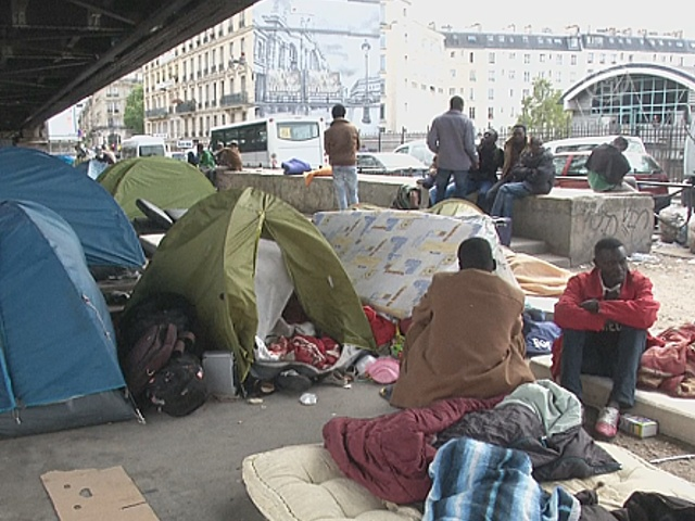 ЕС примет 20 тысяч мигрантов