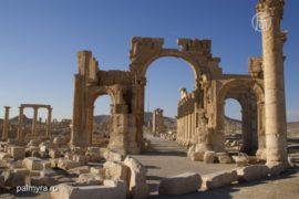 Древней Пальмире грозит уничтожение
