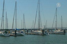 Из Японии в США: полгода с веслом в руках