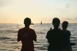 Впервые за 50 лет состоялась регата США-Куба