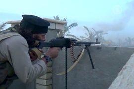 Военные Ирака пытаются отбить Рамади у ИГИЛ