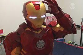 Тайванец собрал костюм Железного Человека