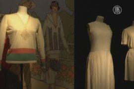 «Теннисную» моду последних 100 лет показали в Париже