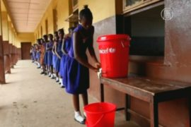 Возросло число заболевших Эболой в Африке