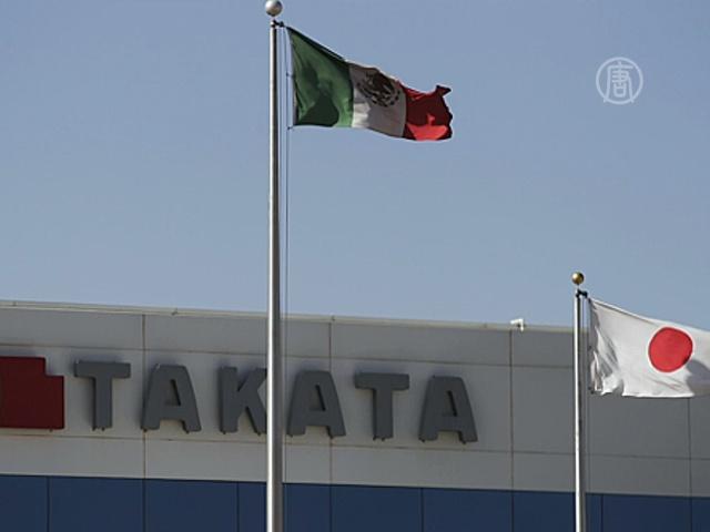 Эксперт: отзыв Takata — крупнейший в истории США
