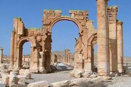 Древнюю Пальмиру обещают спасти от ИГИЛ