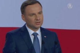 Президентом Польши станет оппозиционер