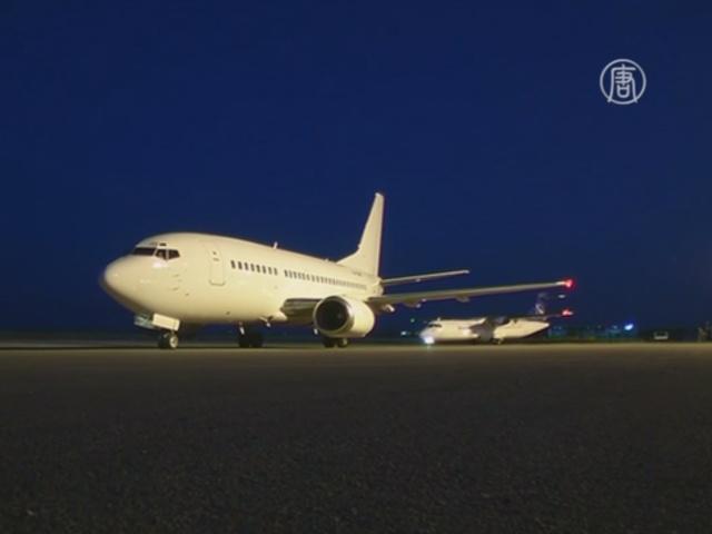 В Сирию прибыл первый за 3 года авиарейс из Европы