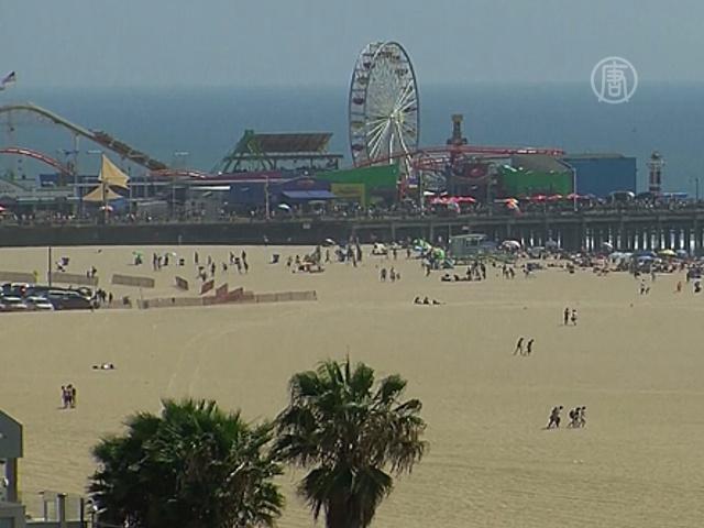«Силиконовая долина» захватила пляжи Лос-Анджелеса