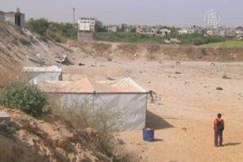 Израиль ответил ХАМАСу авиаударами