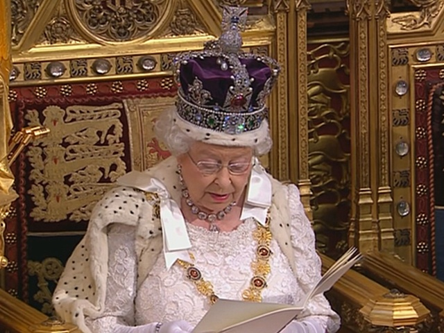 Елизавета II объявила о референдуме по выходу из ЕС