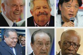 В Цюрихе арестовали семь чиновников ФИФА