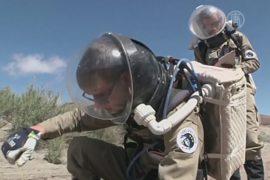 К полёту на Марс готовятся в пустыне Юты