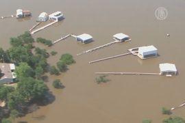 Оклахому и Техас топит стихия