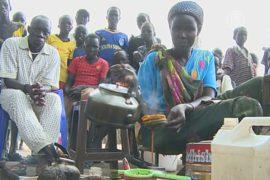 Жителям Южного Судана грозит голод