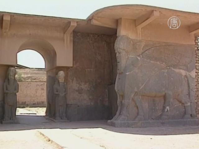 ООН: резолюция для спасения древностей Ирака
