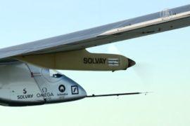 «Солнечный импульс» прервал полёт из-за непогоды