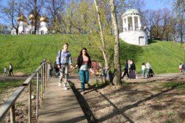 Лето-2015: россияне путешествуют по России