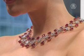 Ожерелье с рубинами продано за рекордные $13 млн
