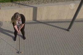 В Будапеште в гольф играют прямо на улицах