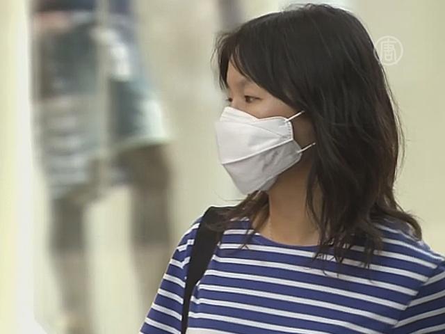Число инфицированных MERS в Южной Корее растёт