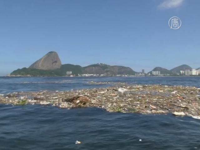 В Рио требуют очистить воды залива к Олимпиаде