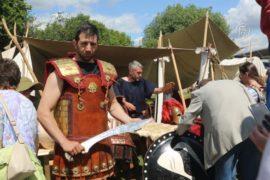 Москва погрузилась в эпоху Древнего Рима