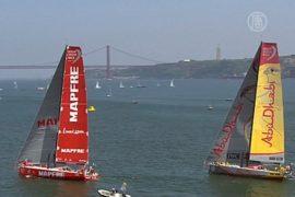 Volvo Ocean Race: яхты направились во Францию