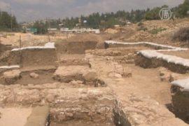 Под Иерусалимом нашли руины византийской церкви