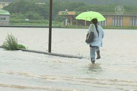 Японцев призывают эвакуироваться из-за ливней