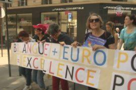Учителя Франции протестуют против реформы